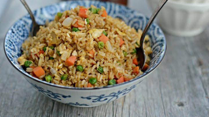 Fry Peace fried rice