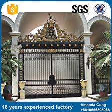 A Variety Of Color Optional Steel Fence Gate Designs Philippines View Fence Gate Designs Shinegolden Product Details From Shinegolden Steel Craft Co Ltd On Alibaba Com