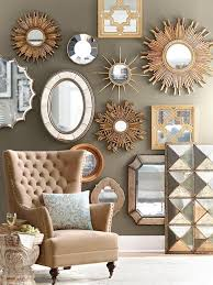 45 inovative ideas of mirrors and wall art