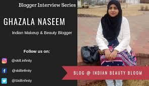 interview with ghazala naseem
