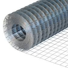 Wire Mesh Hot Dipped Galvanized 50mm X 50mm Holes 14g