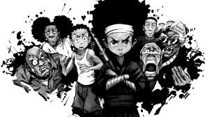 the boondocks wallpapers hd wallpaper