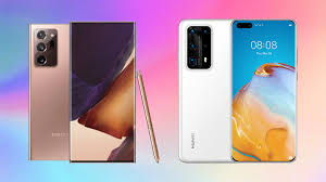Samsung Galaxy Note 20 Ultra 5G vs Huawei P40 Pro+ Specs ...