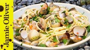Fresh Seafood Linguine