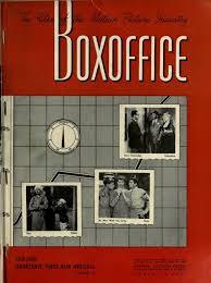 boxoffice march 24 1951