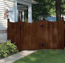 8 Fence Colors Ideas Fence Fence Stain Staining Deck