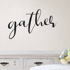 Decals Stickers Vinyl Art Home Garden Let S Eat Kitchen Dining Wall Words Lettering Quote Decal Sticker Rustic Decor Adrp Fournitures Fr