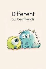 different but best friends quote citation amitie citations