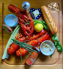 Lobster rolls, New England style – Easy ...