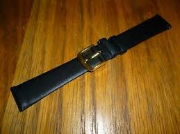 apollo leather watch strap 18mm lugs