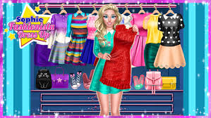 sophie fashionista dress up game apps