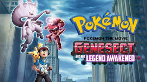 Pokémon the Movie 16 Genesect and the Legend Awakened English Sub ...