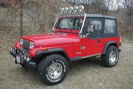 1987 1995 jeep wrangler yj