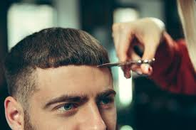 how to cut men s hair at home during