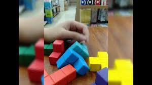 Trò chơi xếp gỗ thông minh - YouTube