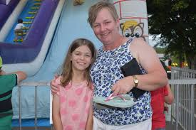 Amanda and Abigail Cox at the Toogoolawah Christmas Carnival on ... | Buy  Photos Online | Warwick Daily News