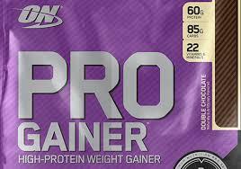 pro gainer weight gainer protein powder