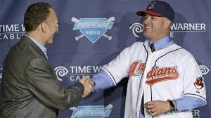 Indians introduce Manny Acta as manager - The San Diego Union-Tribune