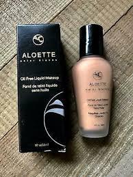 aloette color blend oil free liquid