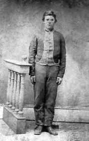 John Wesley Adams (1841-1864), Union (Ohio), died Camp Carrington ...