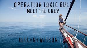 MEET THE CREW - HILLARY WATSON - Ocean Alliance