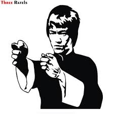 Buy Bruce Lee Decal At Affordable Price From 31 Usd Best Prices Fast And Free Shipping Joom