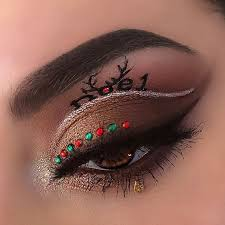 50 festive makeup ideas for