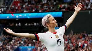 Women′s World Cup: Megan Rapinoe delivers heroic performance | Sports|  German football and major international sports news | DW | 28.06.2019