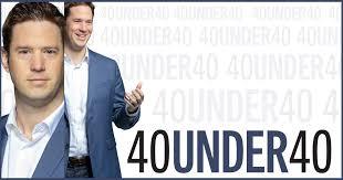 Crain's Chicago Business: 40 Under 40 2015