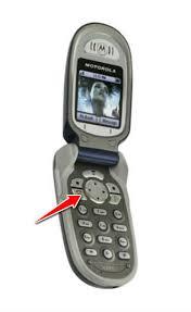 Hard Reset for Motorola V295