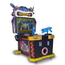 shooting arcade game machine suppliers
