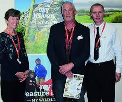top award for edenconservation volunteer