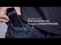 world s smallest 4g rugged smartphone