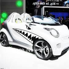 2013 Full Body Car Decal Sticker Big Shark Sticker For All Cars Smart Mini Cool Stickers Decoration Free Shipping 59 80 Car Decals Stickers Car Decals Car