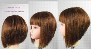 طريقة قص الشعر كاريه فرنسي للاطفال