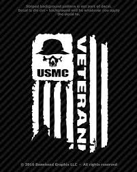 Distressed Army Combat Veteran Flag Vinyl Decal Military Window Sticker 11 99 Picclick