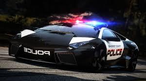cool police lamborghini ps4wallpapers