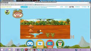 dinosaur train dino dash pbs kids game