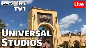 universal studios live stream