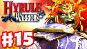 Hyrule Warriors - Gameplay Walkthrough ...