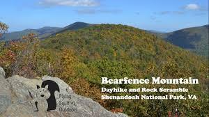 Bearfence Mountain Dayhike And Rock Scramble Shenandoah National Park Va Youtube