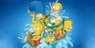 simpsons bart simpson cartoon