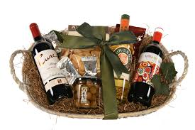 spanish trio gift basket the wine country