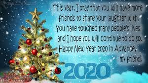 advance happy new year quotes and wishes new year