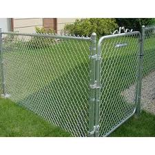 Residential Chain Link Fencing Link Fence Poultry Chain Link Fencing च न ल क फ स ग Annaie Enterprises Kanchipuram Id 13141865197