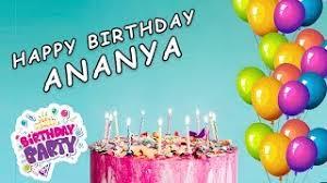 happy birthday ananya images videos عرب تيوب