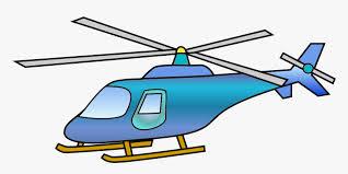 Medios De Transporte Helicoptero, HD Png Download - kindpng