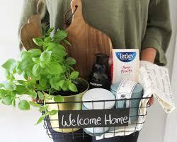 diy housewarming basket how to create