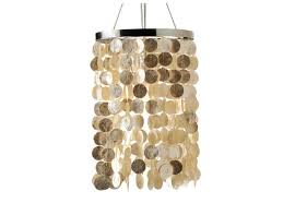 15 seashell ceiling lights to