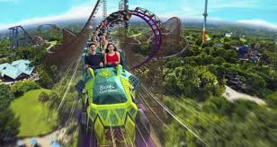 5 biggest new theme park attractions
